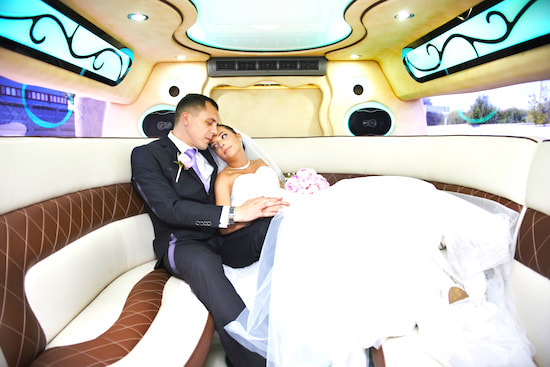 Fort Worth Limo Service - Wedding Day Limousines